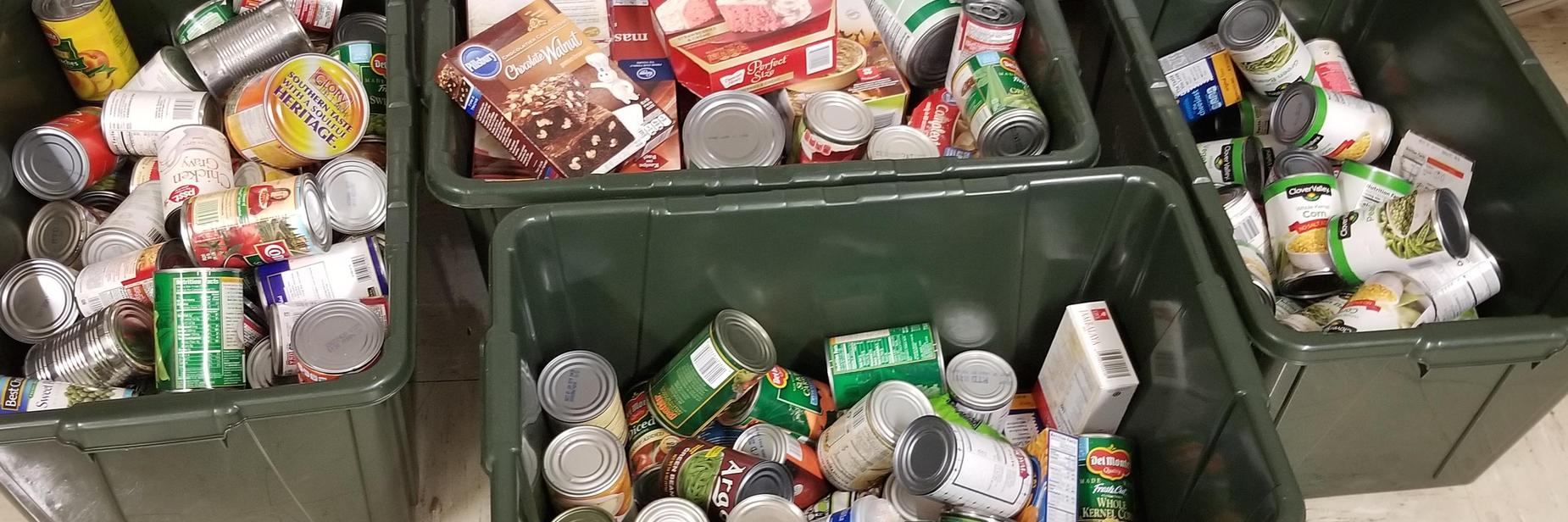 Food for Thanksgiving Drive