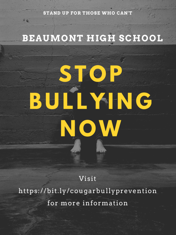 STOP THE BULLYING Featured Photo