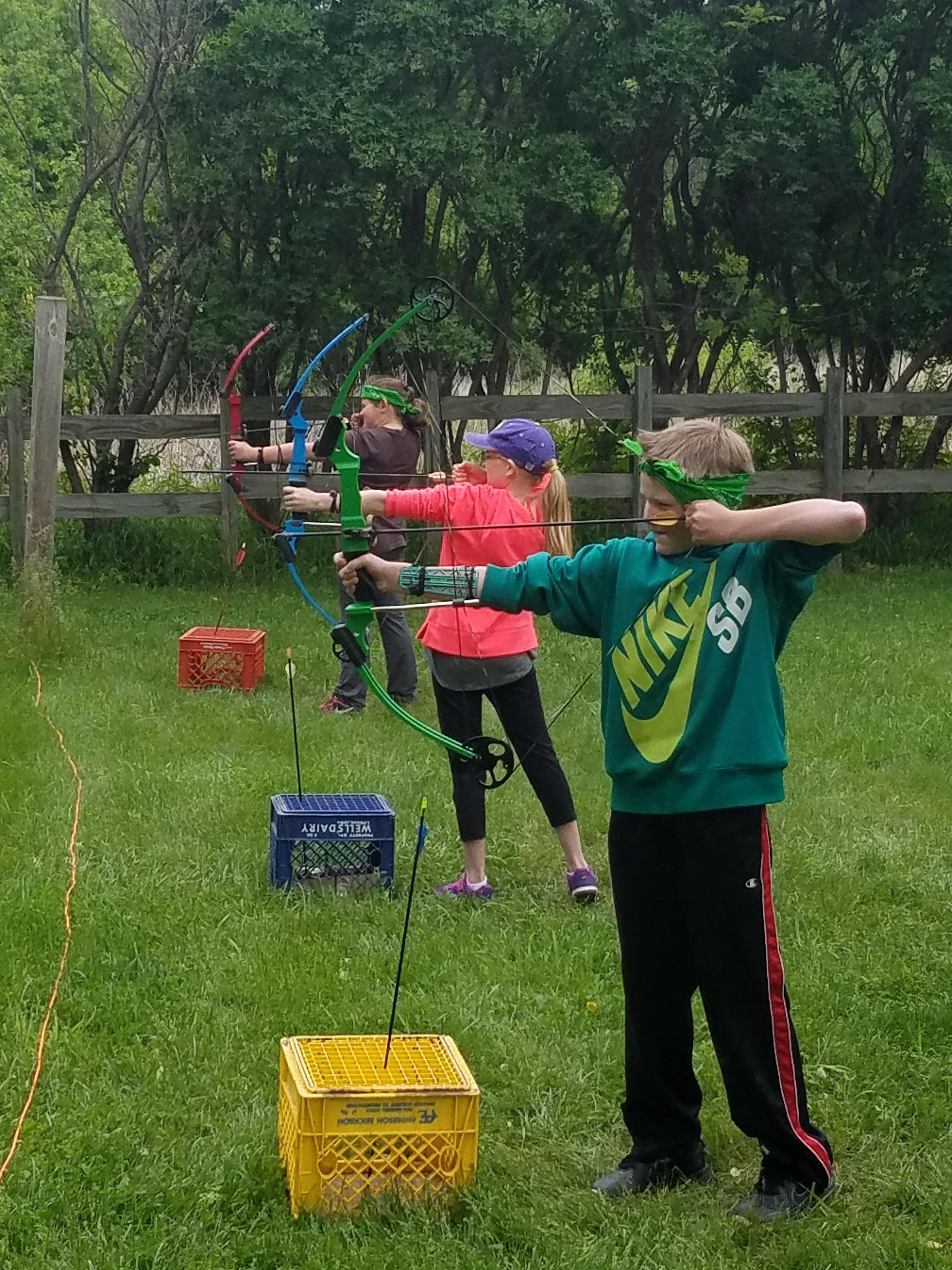 Y-Camp Archery