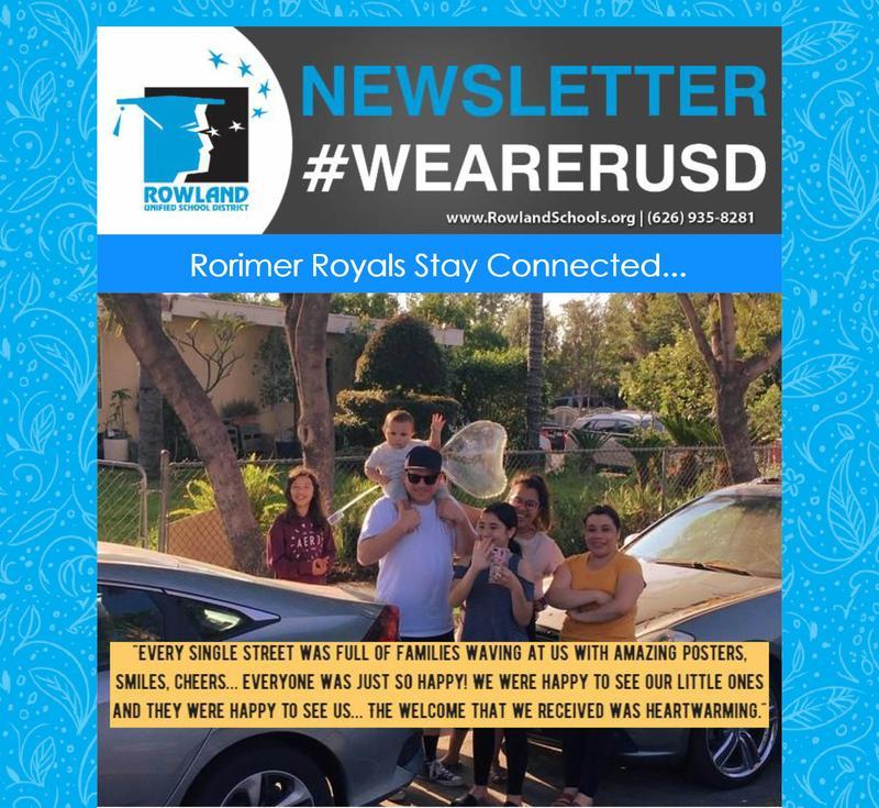 RUSD News