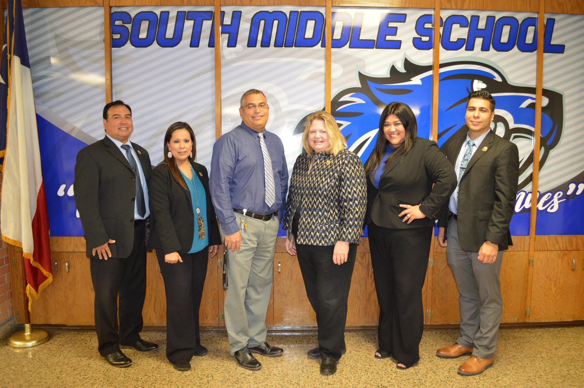 South Administrators 2018