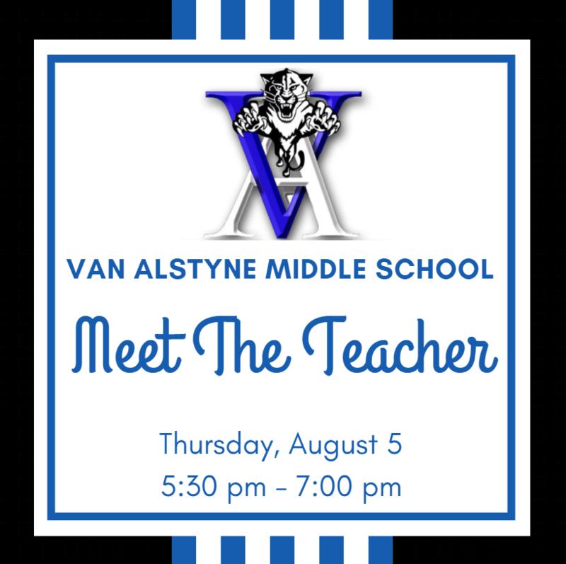 VAMS Meet the Teacher Thumbnail Image