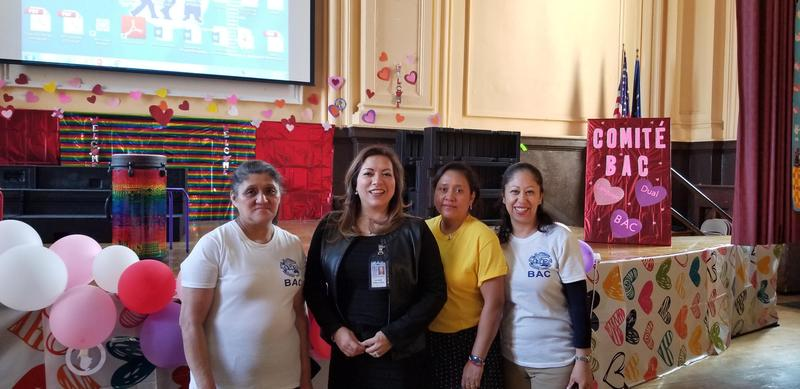REILLY'S BAC attends Network BAC meeting at Nixon Elementary Featured Photo