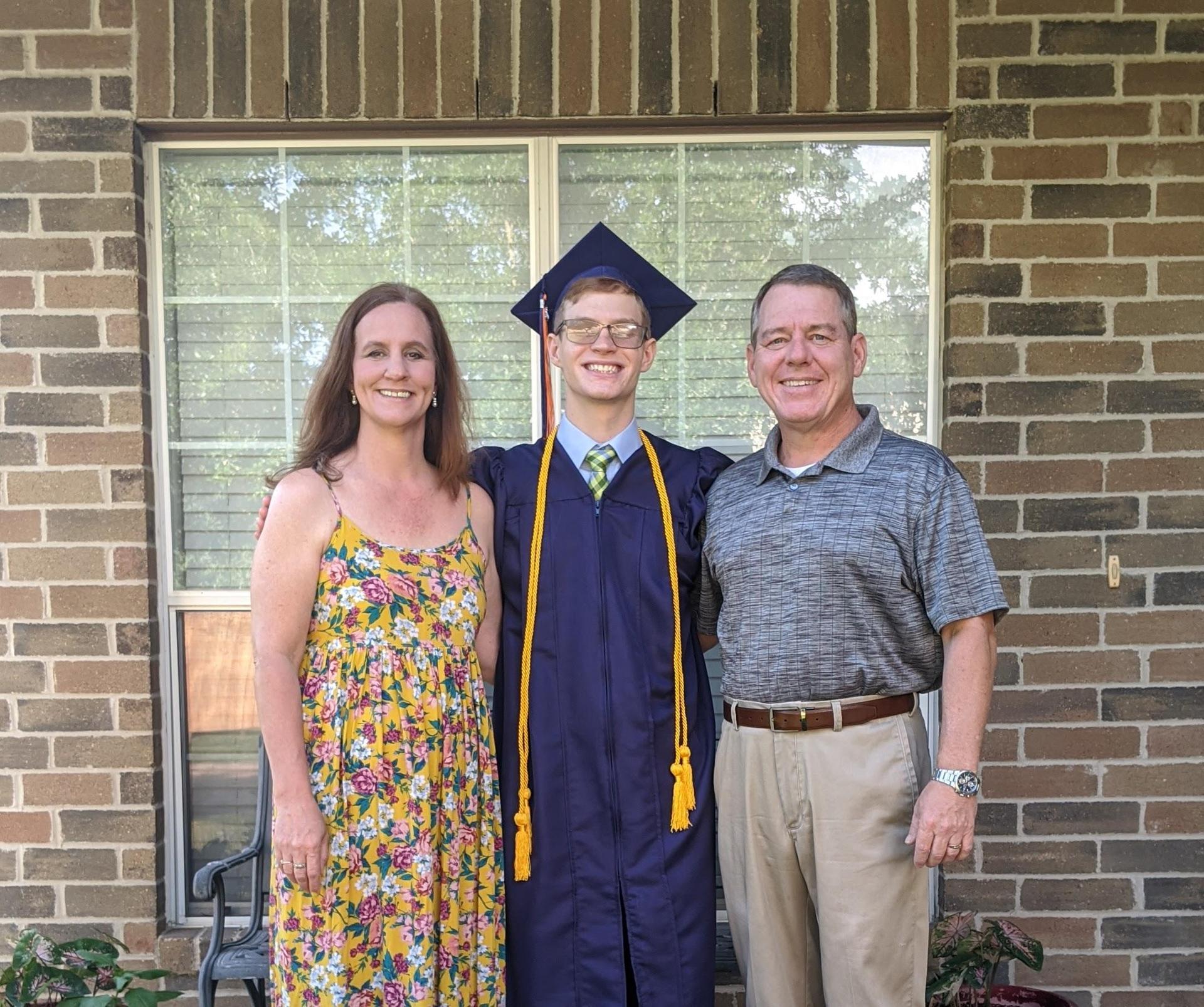 Mrs. U, Benjamin, and Mr. U