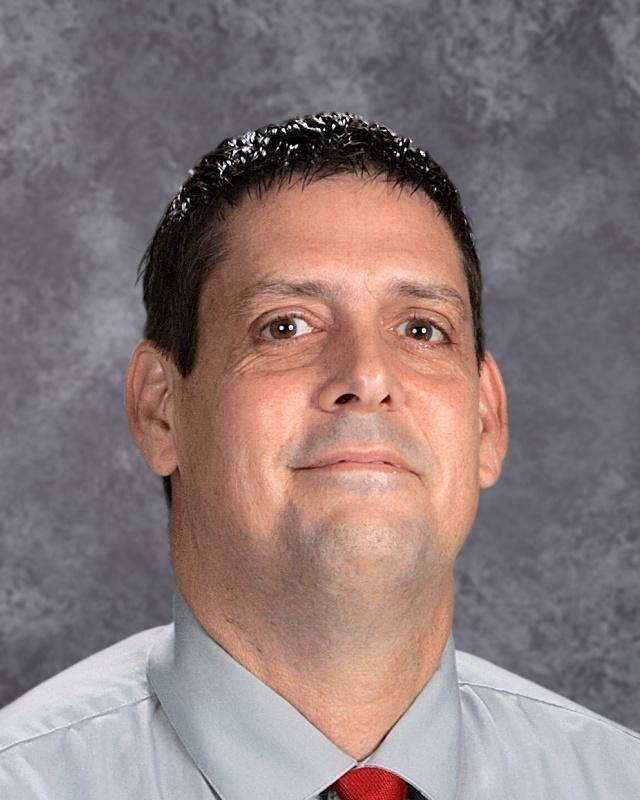 Principal Will Bosley