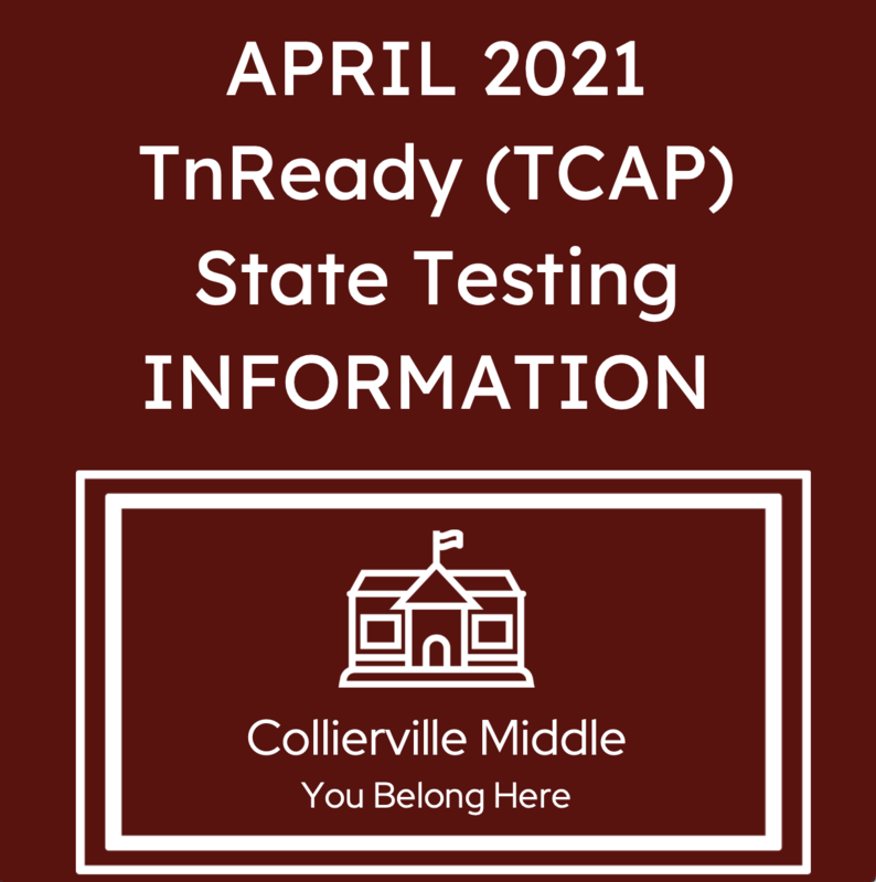 April 2021 TNReady (TCAP) State Testing Information Featured Photo