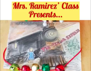 Ms. Ramirez holiday video title sequence