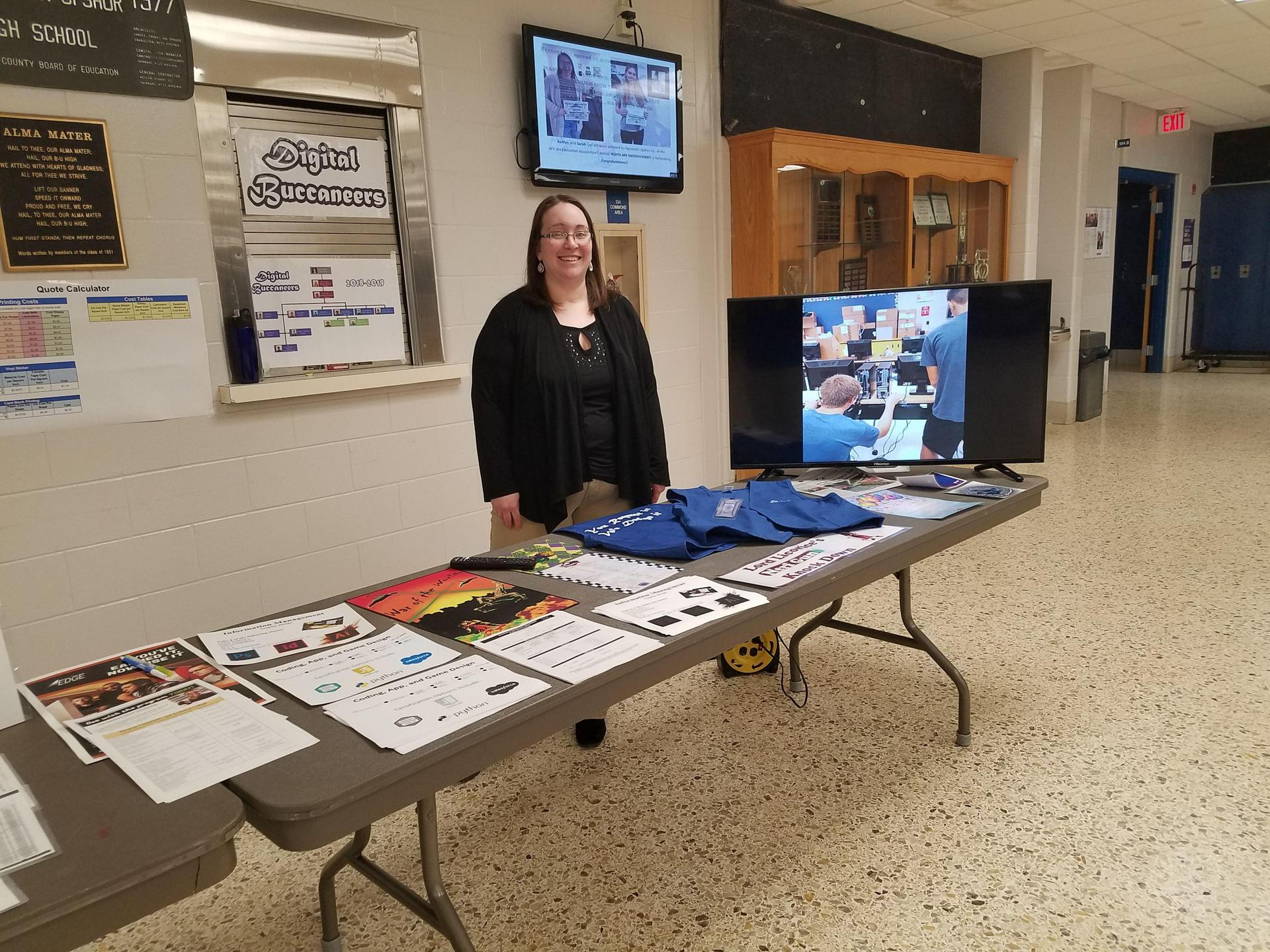 Mrs. Wamsley Recruiting