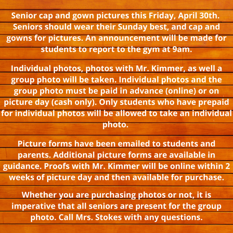 Cap and Gown Pictures Thumbnail Image