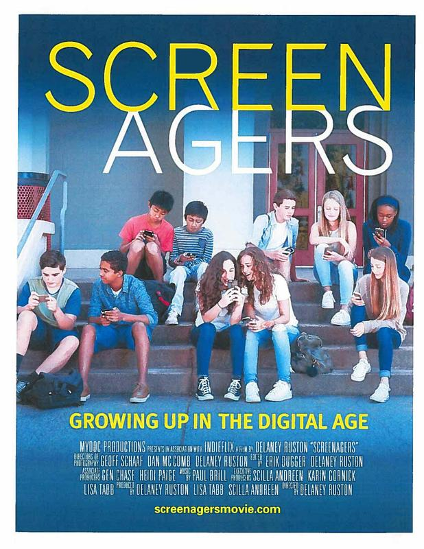 Screenagers Movie (Click here) Thumbnail Image