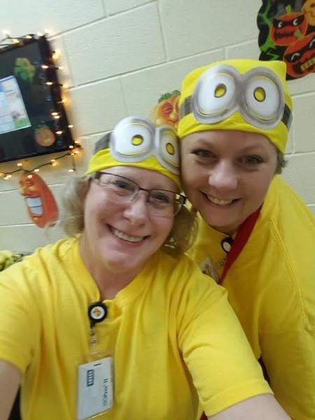 The Minions at Irving Elementary