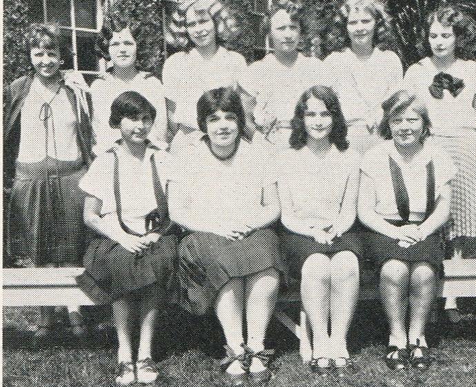 first aid club 1929