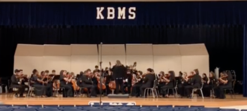 CHS Honors Orchestra Earns Superior Scores Featured Photo
