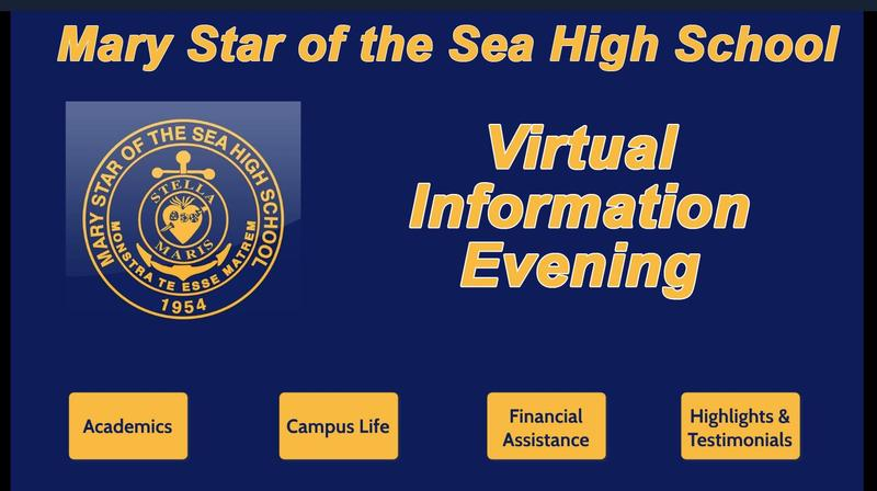 MSHS Virtual Information Evening Featured Photo