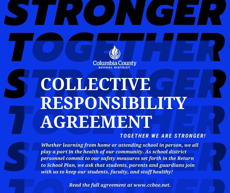 Collective responsibility agreement go to ccboe.net for more information sign