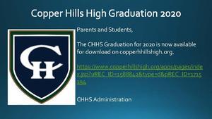 CHHS Graduation 2020 Download