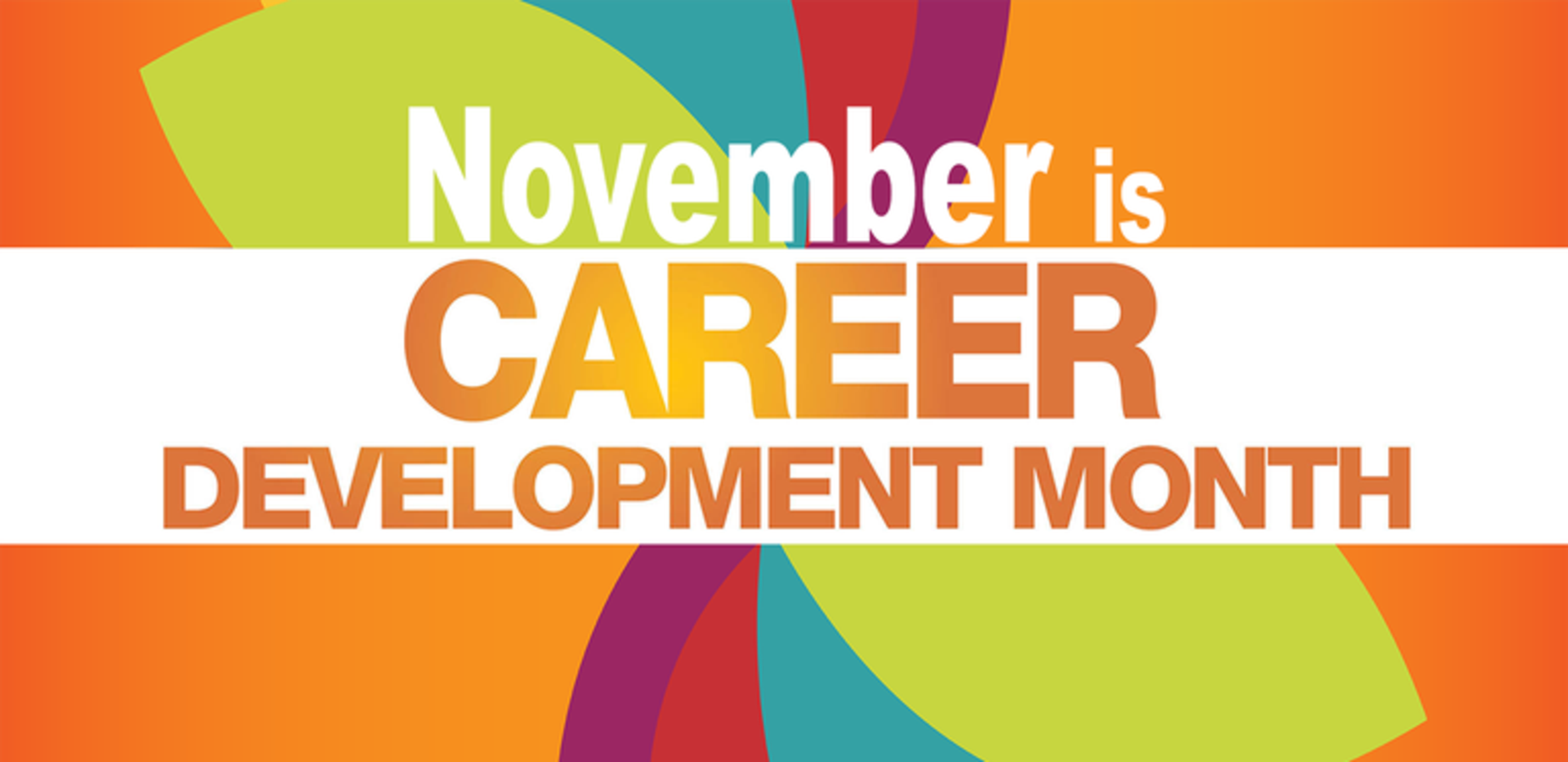 November is Career Development Month