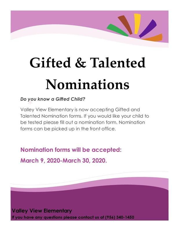 Gifted and Talented Students Thumbnail Image