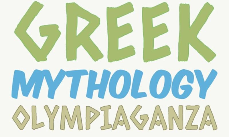 Greek Mythology, Olympiaganza