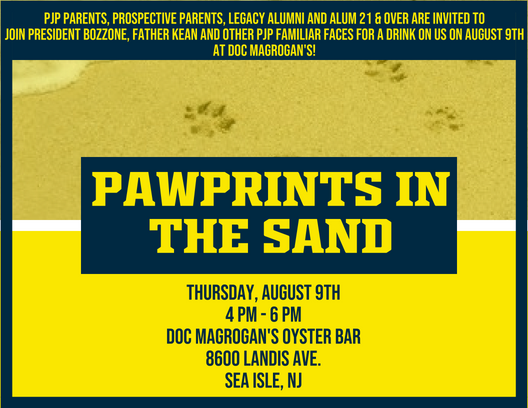 Pawprints in the Sand! Thumbnail Image