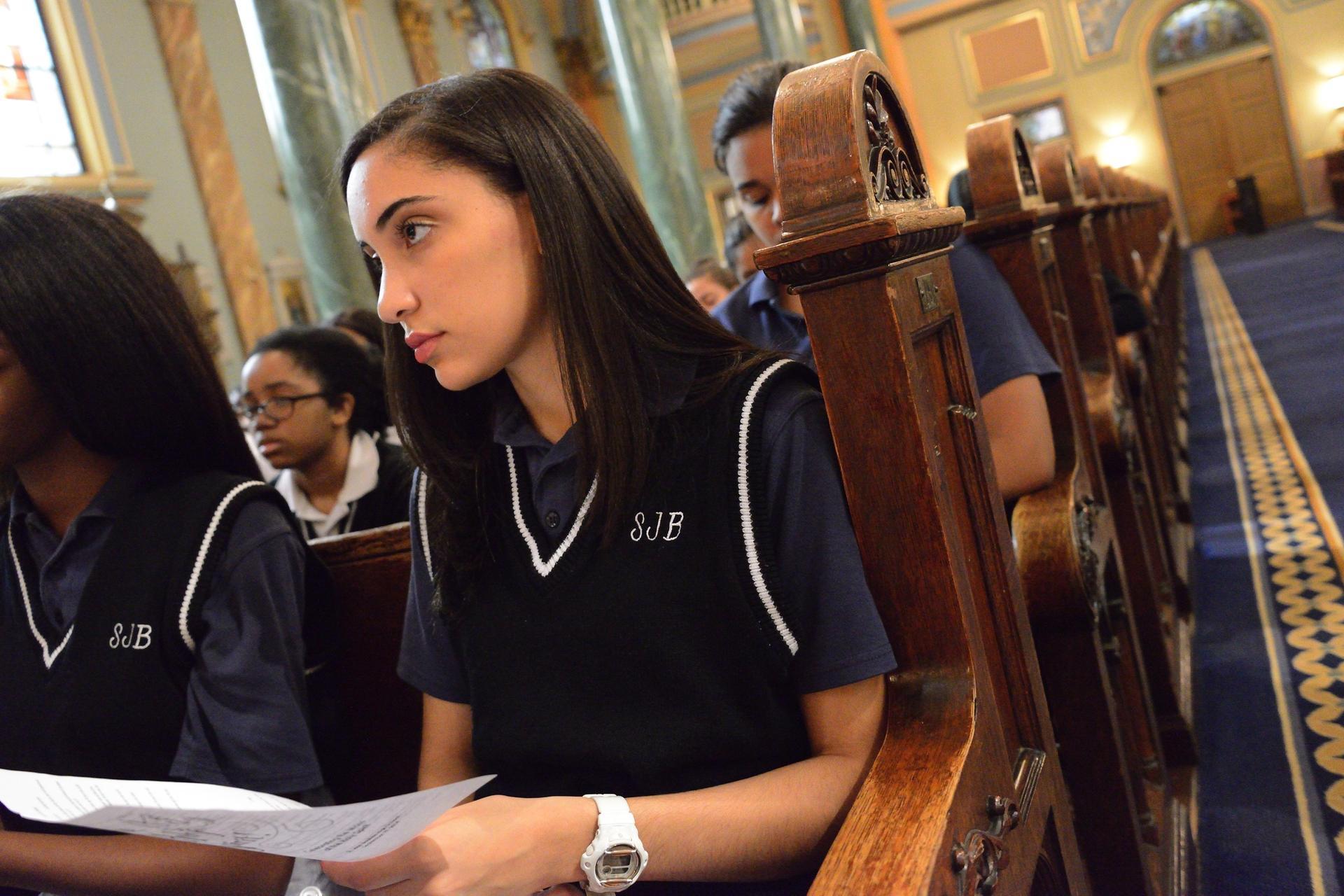 Jeanites in the church