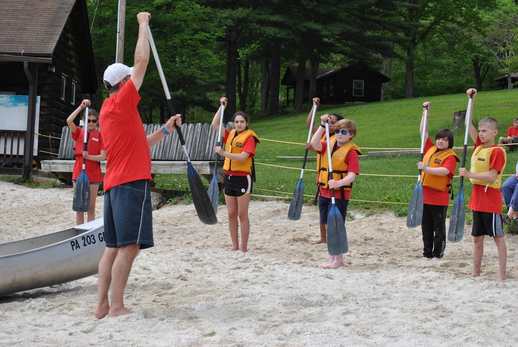Camp Canoe 5