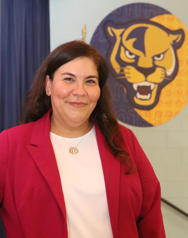 Longoria Middle School Assistant Principal Roberta Davila selected as Region One Outstanding Assistant Principal of the Year.