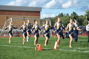 Picture of Knoch Marching Band