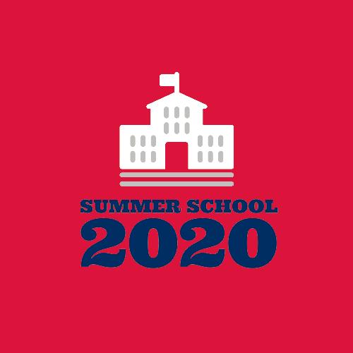 Summer School 2020 logo