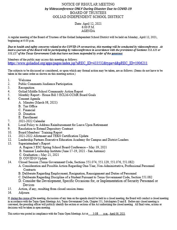 04/12/2021 agenda