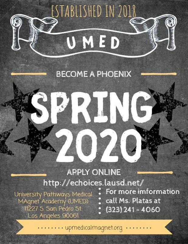 Spring 2020 Enrollement Featured Photo