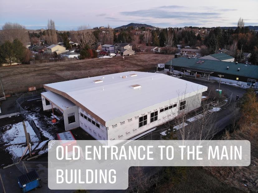 Building Expansion