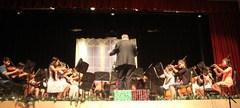 JMS Band and Orchestra Winter Concert.