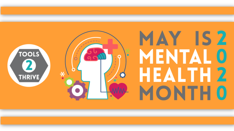 May is Mental Health Month Featured Photo