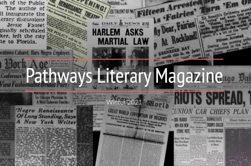 Pathways Literary Magazine Featured Photo