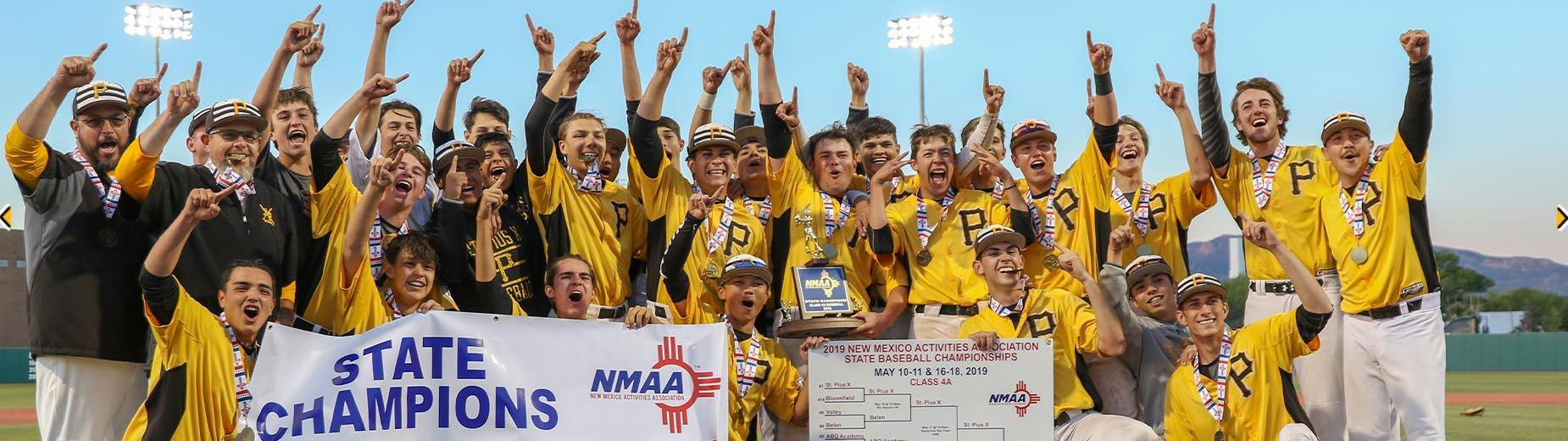 Sartans capture the Class 4A state baseball championship.