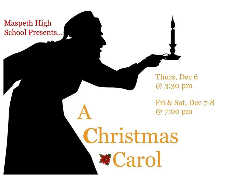 Maspeth High Presents . . . A Christmas Carol Featured Photo