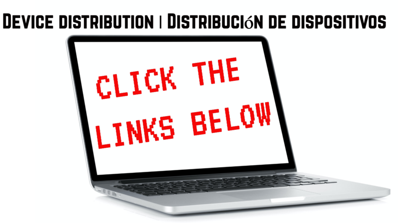 Device Distribution Day - Monday, August 10th! Thumbnail Image