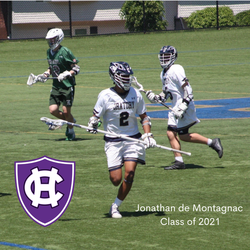 Lacrosse Standout Commits to Holy Cross Featured Photo