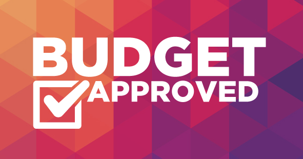 Approved Budget for 2018-2019 Year Thumbnail Image
