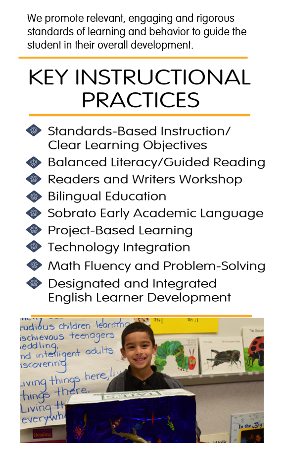 Key Instructional Practices