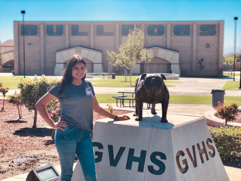 #BulldogSTRONG Student Spotlight: Fatima Garcia Thumbnail Image