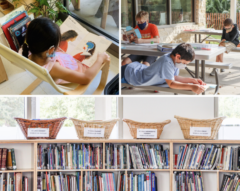 New Library Procedures Featured Photo