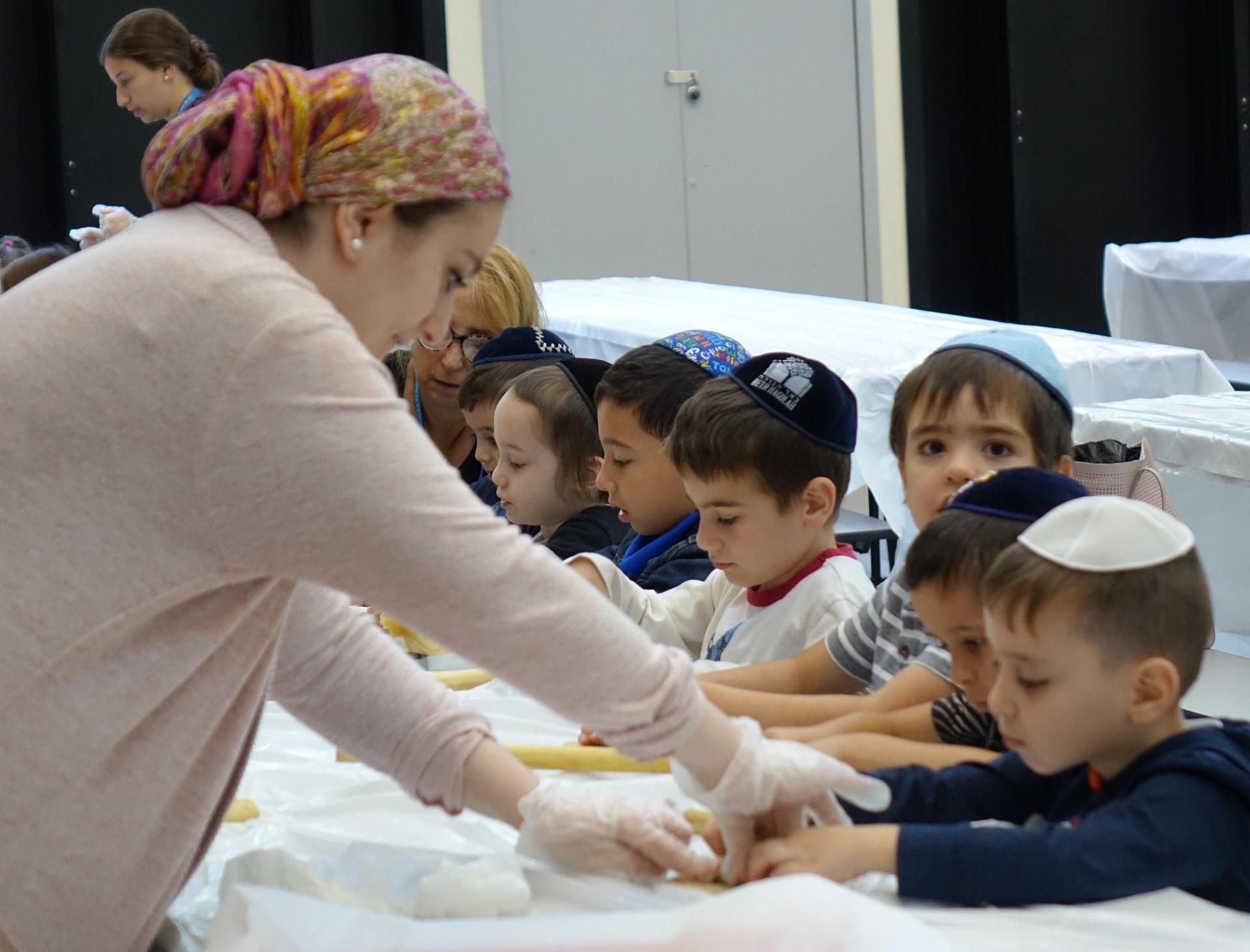 Rosh Hashana Elementary
