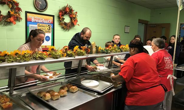 Thanksgiving Parent Lunch