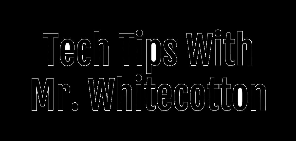 Tech Tips Title