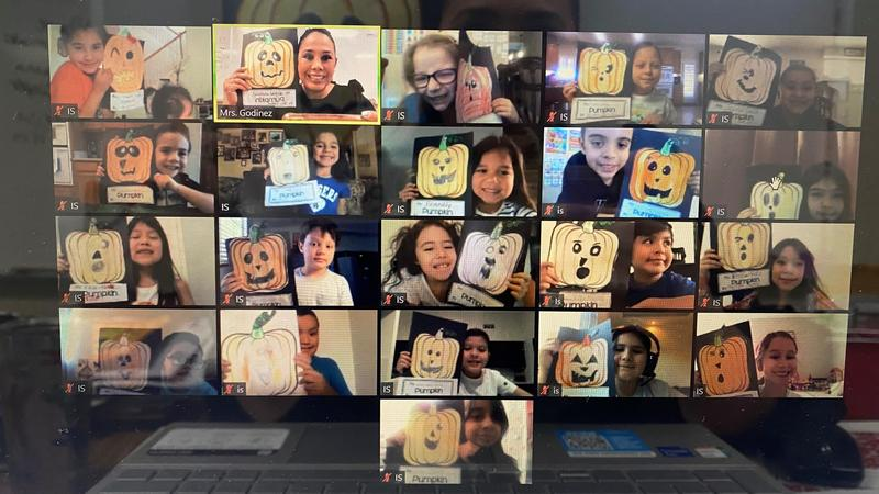 Independent Study Students Gear Up for Halloween Thumbnail Image