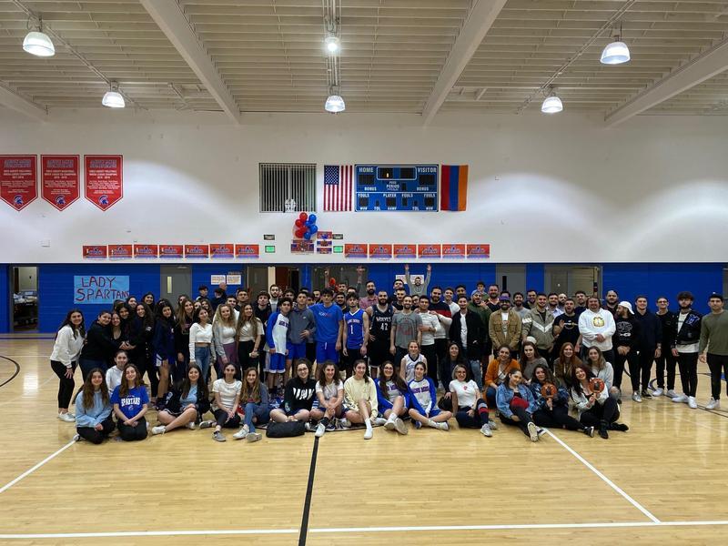 AGBU MHS Alumni vs Varsity Basketball Night Featured Photo