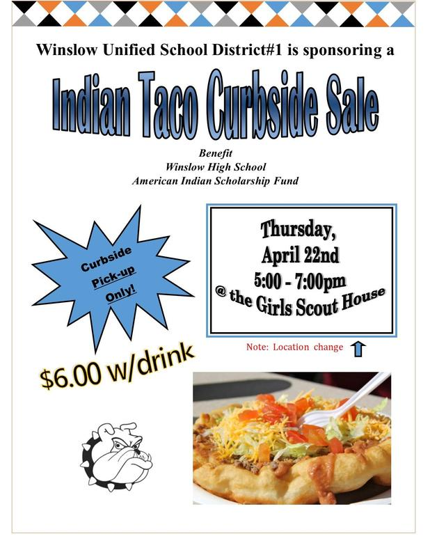 Curbside Indian Taco Sale Featured Photo