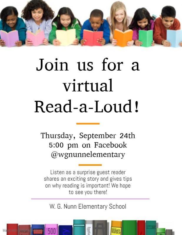 read a loud